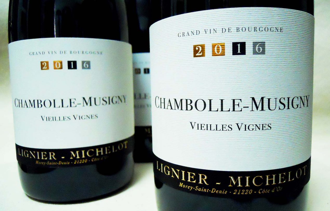 Lignier-Michelot Vieilles Vignes Chambolle-Musigny 2016