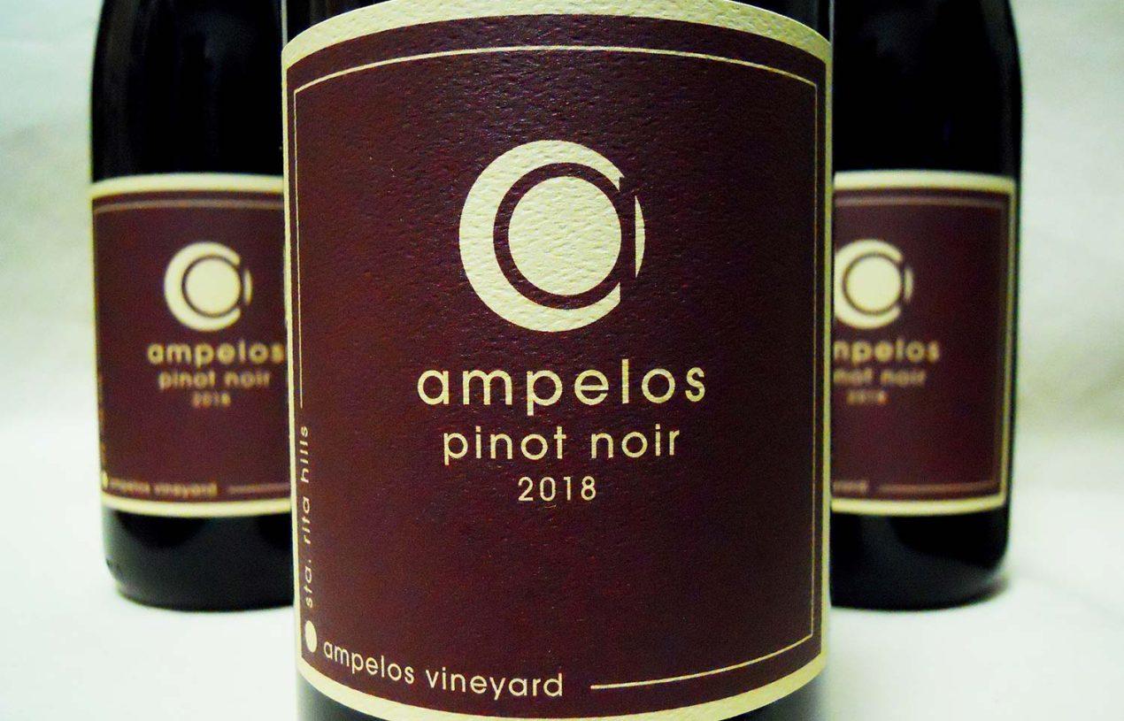 Ampelos Pinot Noir 2018