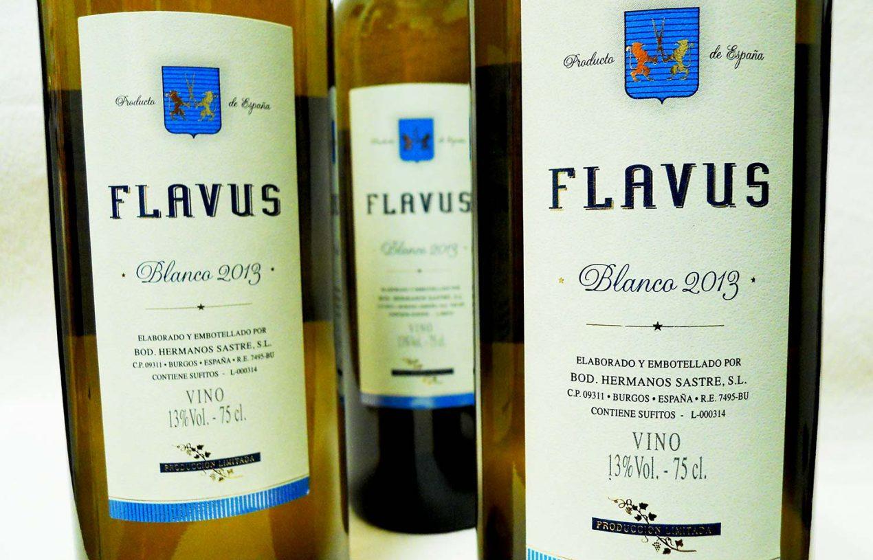 Vina Sastre Flavus Blanco 2013