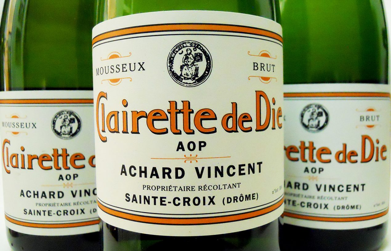 Achard-Vincent Clairette de Die Brut